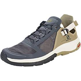 Salomon Techamphibian 4 Shoes Men ebony/mermaid/vanilla ice